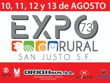 EXPO RURAL SAN JUSTO S.F.  2018